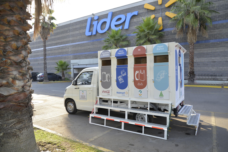Punto limpio m vil potenciar red de reciclaje colectivo - Punto limpio marbella ...
