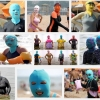 Facekini: conoce la última moda playera en China