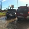 Lluvias en región de Coquimbo generan cortes de luz y anegamientos