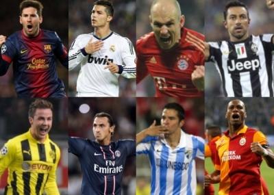 Conozca cómo quedaron los cuartos de final de la Champions League ...
