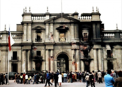 11 de septiembre de chile: