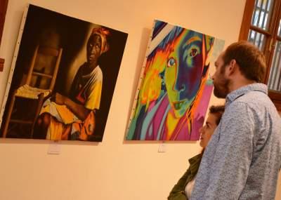 Inauguran Exposicion Juegos De Color En Coquimbo El Observatodo