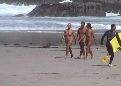 Camping Nudista - Porno TeatroPornocom