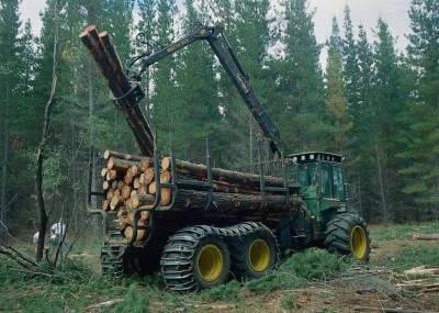 los recursos naturales en chile: