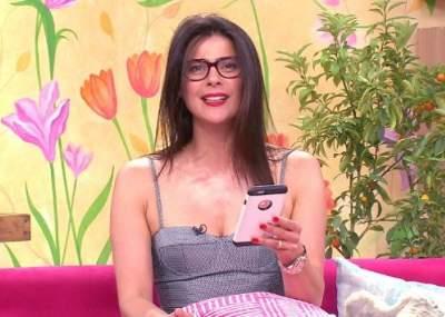 Tonka Tomicic es víctima de la filtración de imágenes íntimas